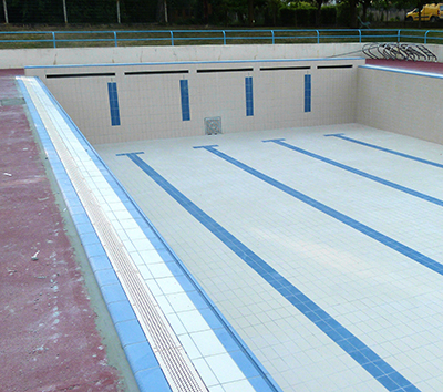 Piscine municipale :  une rénovation en 3 phases